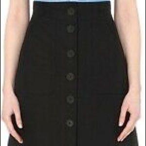 Black skirt by maje